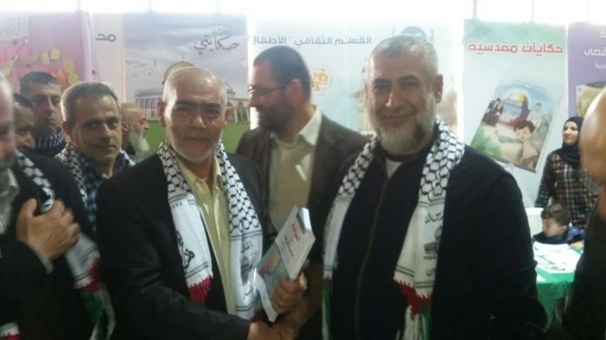 توقيع كتاب للأسير عيسى ضمن فعاليات معرض الكتاب في طرابلس