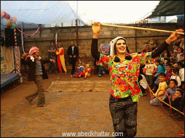 تعالوا معنا لزيارة العيد في مخيمي البداوي ونهر البارد