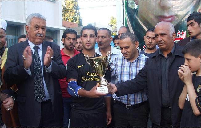 النادي الأولمبي يختتم دورة الشهيد محمود سالم لكرة القدم