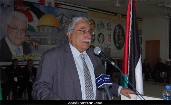 حركة فتح تحيي الذكرى السابعة لاستشهاد الرمز ياسر عرفات في مخيم البداوي
