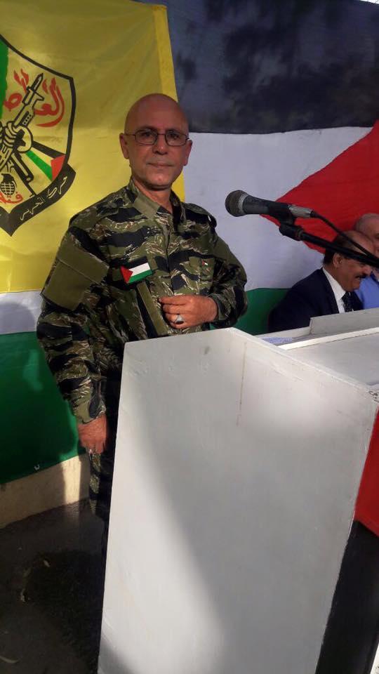 مهرجان جماهيري حاشد لحركة فتح الانتفاضة في مخيم البداوي
