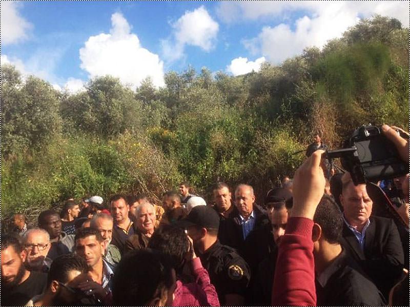 تشييع العميد زيدان في مقبرة سيروب بصيدا وسط مشاركة جماهيرية