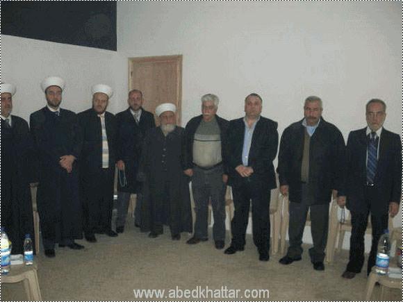 مهرجان جماهيري لحركة فتح تكريماً لشهداء غزة في مخيم البداوي