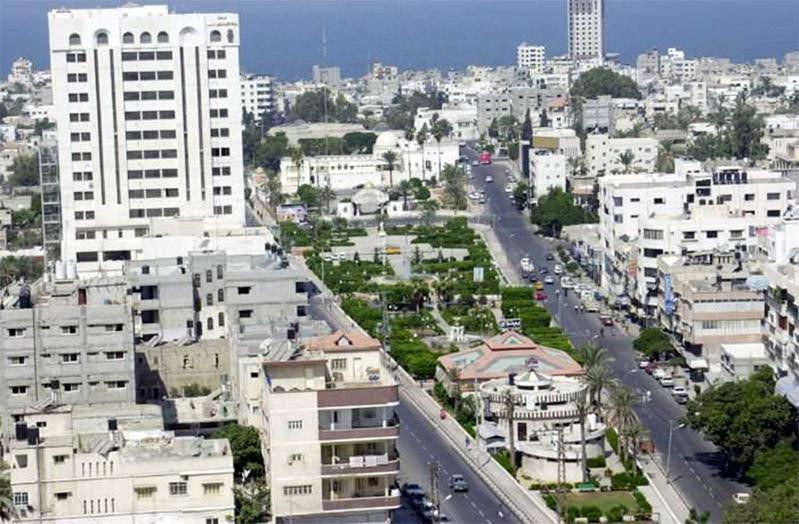 صور غزة هاشم  / صور لمدينة غزة - Gaza
