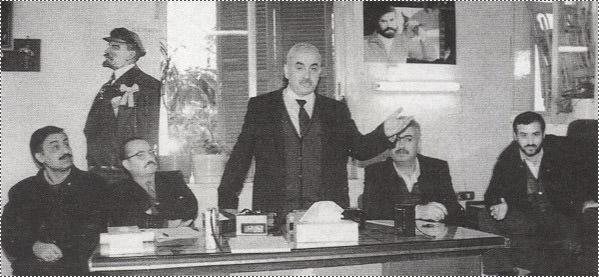 صور من ذاكرة التاريخ /  الحكيم الدكتور جورج حبش