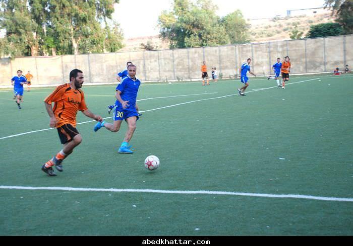 تعادل فريق أشبال فلسطين وفريق حيفا الرياضي في مباراة ودية