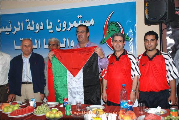 نادي شبيبة فلسطين مخيم البداوي يشارك في دورة حسام الدين الحريري