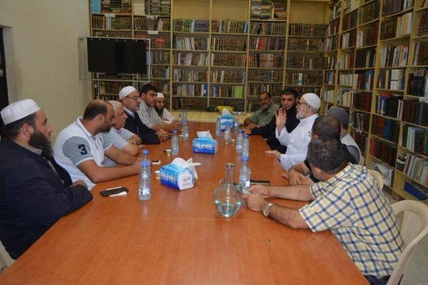القوى الإسلامية تلتقي لجنة الإصلاح في عين الحلوة