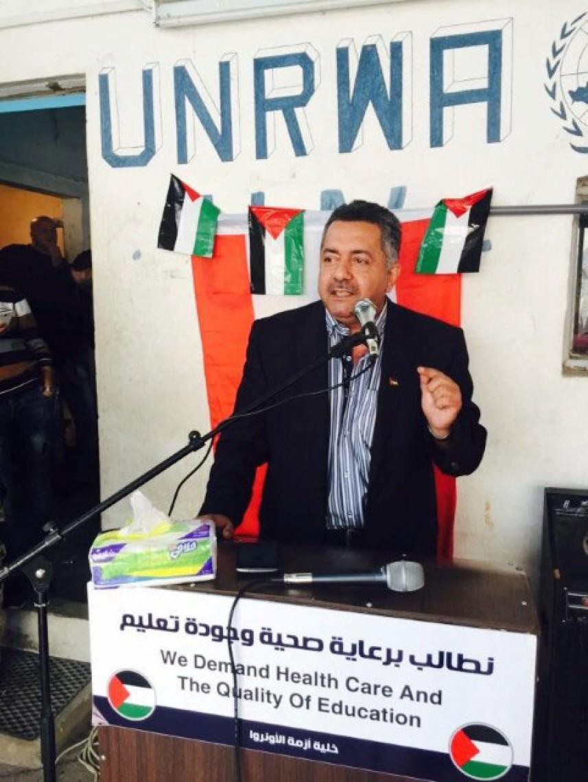 لقاء تضامني لبناني - فلسطيني في صيدا.. دعماً لحقوق الشعب الفلسطيني المحقة