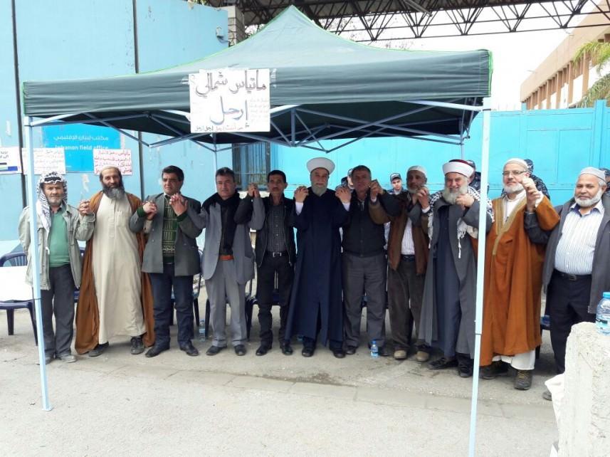إغلاق مكاتب الأونروا في المخيمات والمناطق اللبنانية رفضاً لتقليص الخدمات