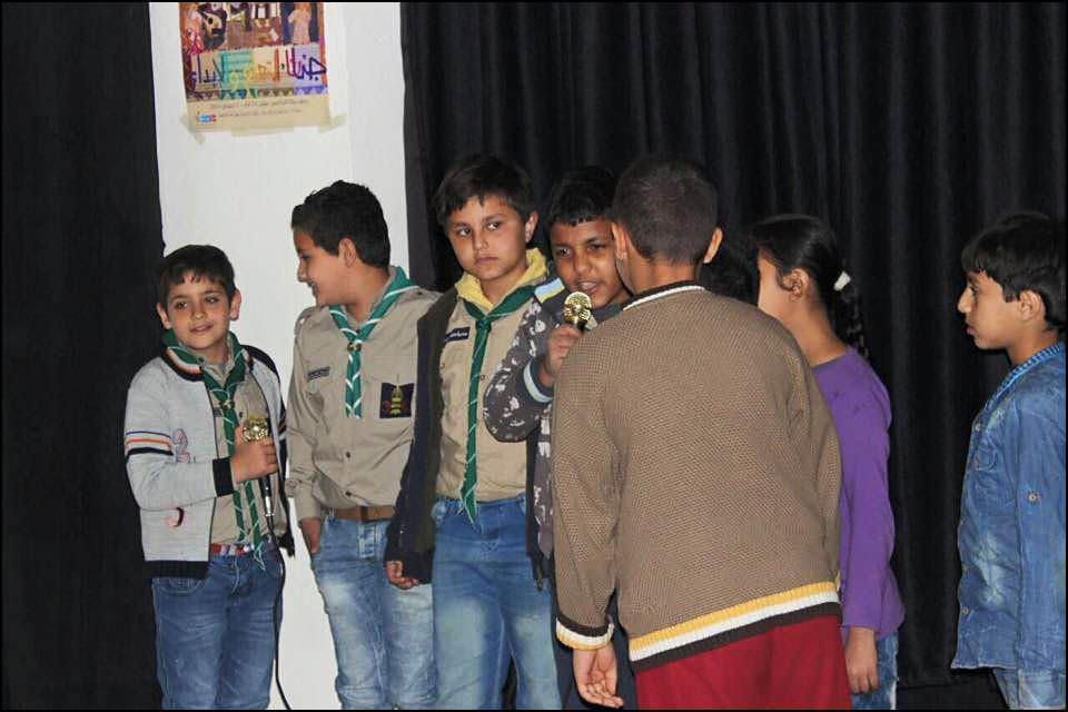 مجموعة يافا الكشفية والارشادية تقيم مهرجاناً تحت عنوان    الحياة حياة بلا مخدرات