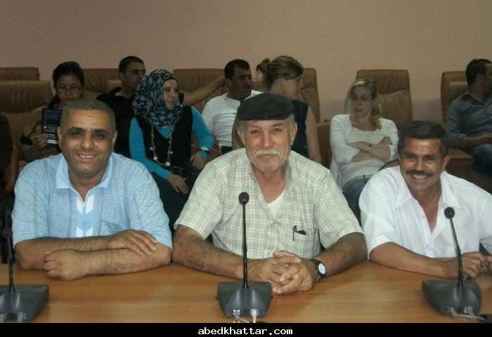 وفد من الجبهة الشعبية لتحرير فلسطين بزياره لسعادة النائب محمد كباره