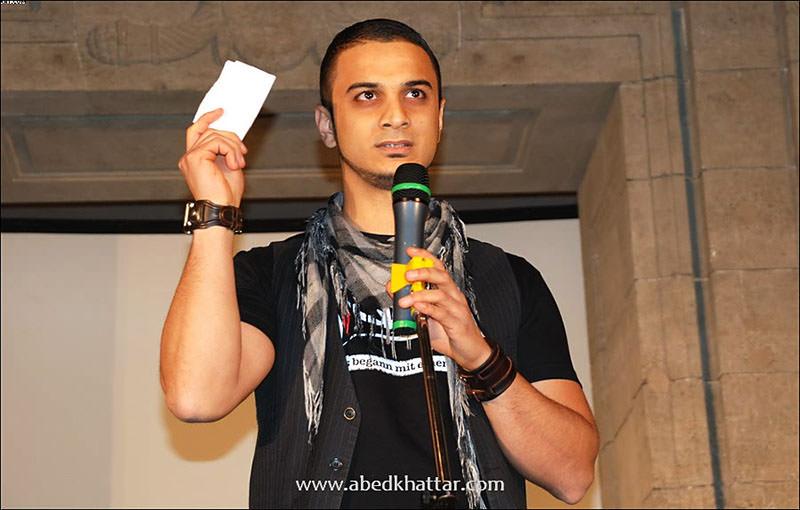 الشباب المسلم يقيم حفل الافتتاح تحت شعار بداية سلام وأنا في برلين
