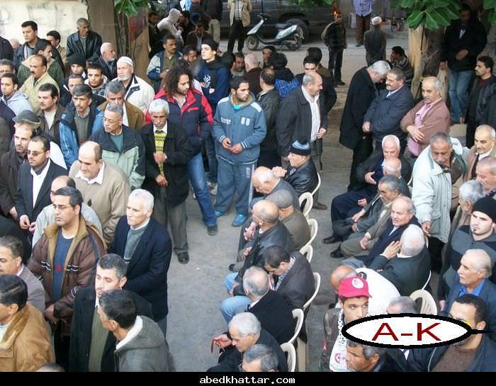 شيعت الجبهة الشعبية لتحرير فلسطين الرفيق نبيل حسين السعيد / ابو باسم