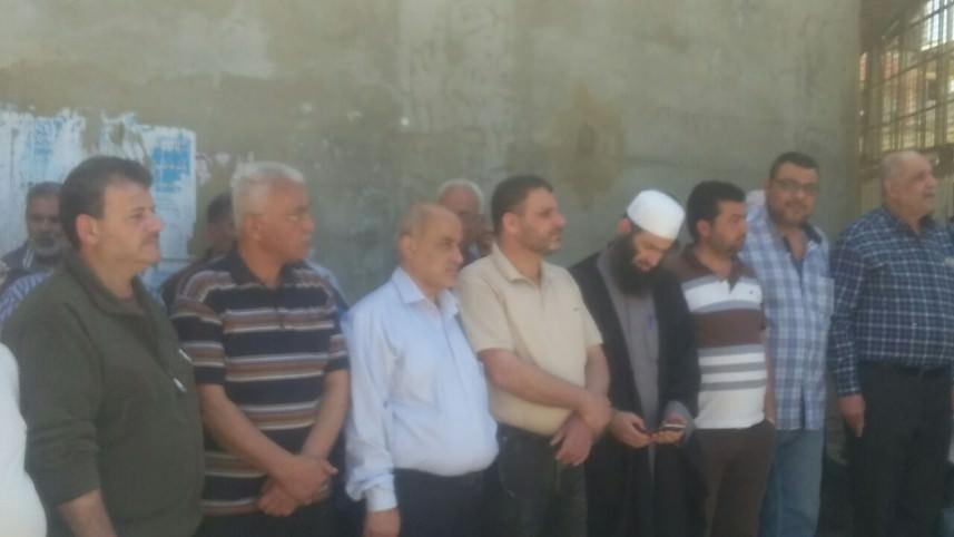 اعتصام فلسطيني أمام مكتب الأونروا في البارد رفضاً لتقليص الخدمات