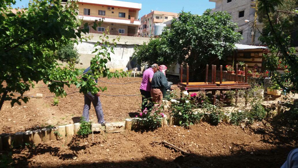 بيت المقدس تنظم نشاطاً ثقافياً فنياً في دار الشيخوخة بذكرى دير ياسين