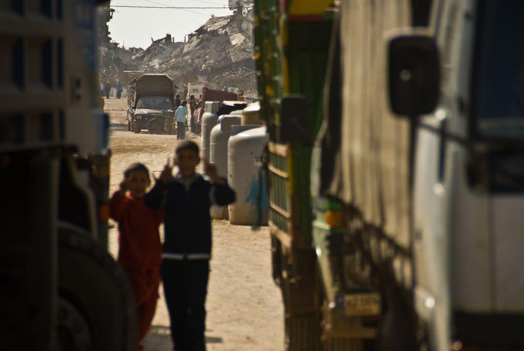 صور من مخيم البداوي ومخيم نهر البارد / لبنان