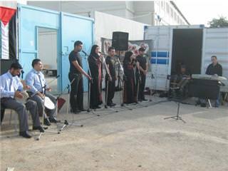 إحياء السنة الستون النكبة في مخيم البداوي