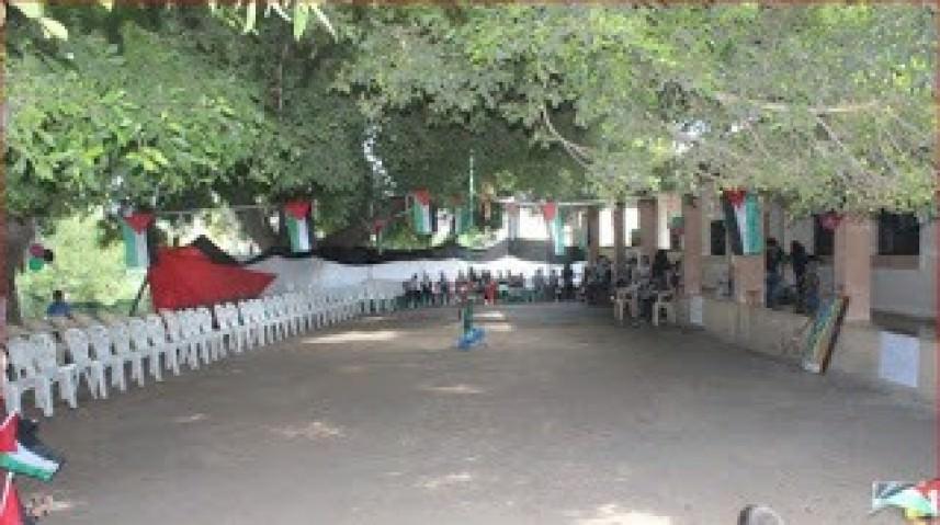أطفالنا يجسدون تراثنا.. نشاط فلسطيني تراثي في مخيم البص