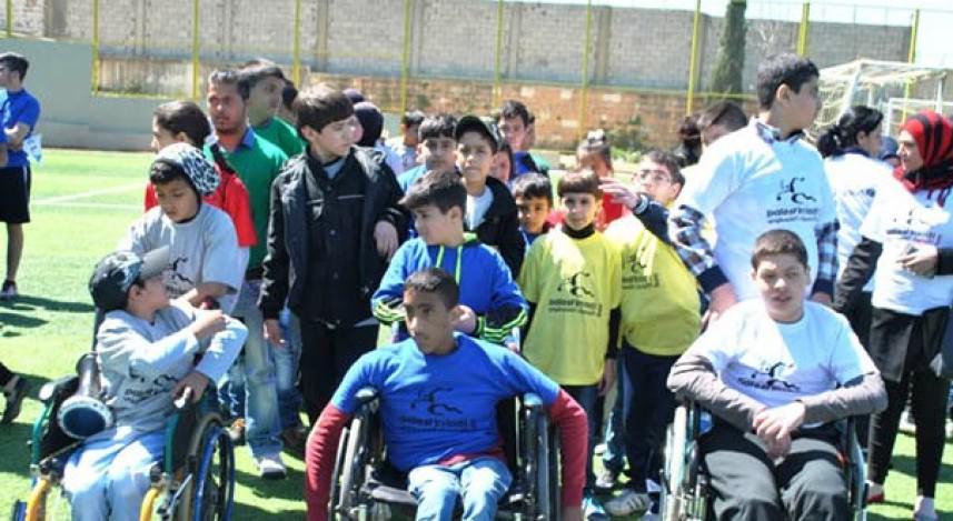 الأونروا واليونيسف يطلقان الأولمبياد الفلسطيني للأطفال في لبنان