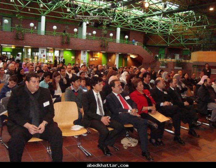 الجاليات الفلسطينية في غرب ألمانيا تحيي ذكرى يوم الأرض