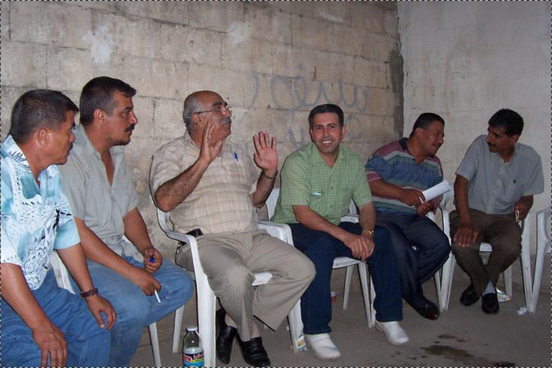 ما هو موقعنا في نظر القيادات الفلسطينيه ؟