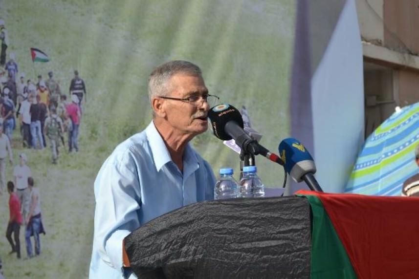 إحياء الذكرى الـ 68 للنكبة في مخيم الرشيدية