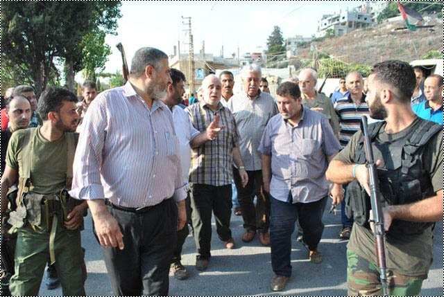 حركة فتح تشيع الشهيد طلال البلاونة في موكب جنائزي مهيب