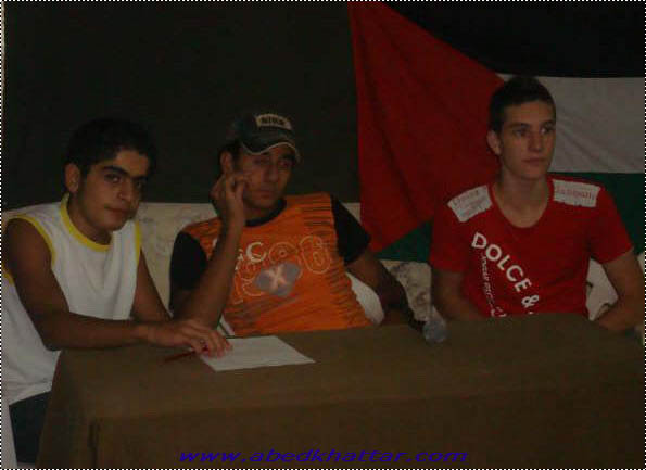 خلية الطفل تحقق فوزها في الدوري الثاني من المتفوقون في مخيم البداوي