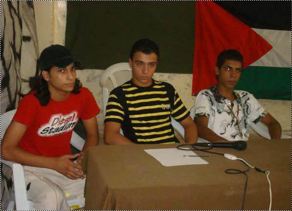 الحلقة الثانية من برنامج المتفوقون في مخيم البداوي
