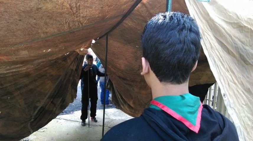 في خطوة تصعيدية    بيت المقدس تنصب خيمة اعتصام أمام مكتب الأونروا في البارد