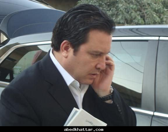 امسيه شعرية للشاعر والاعلامي البارز زاهي وهبة