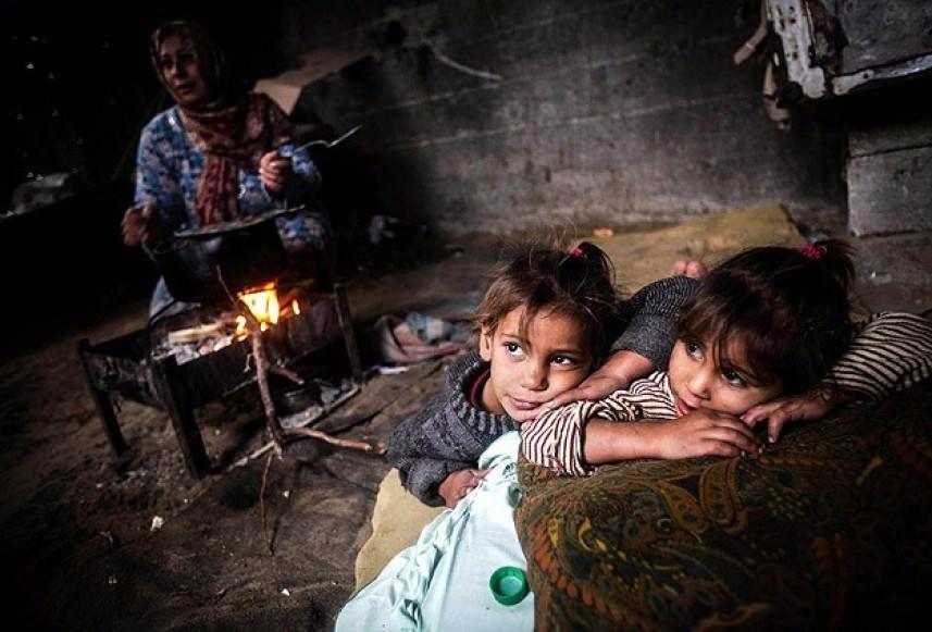 إحمِ طفلاً..ابنِ وطناً.. مشروع يستهدف أطفال فلسطينيي سوريا