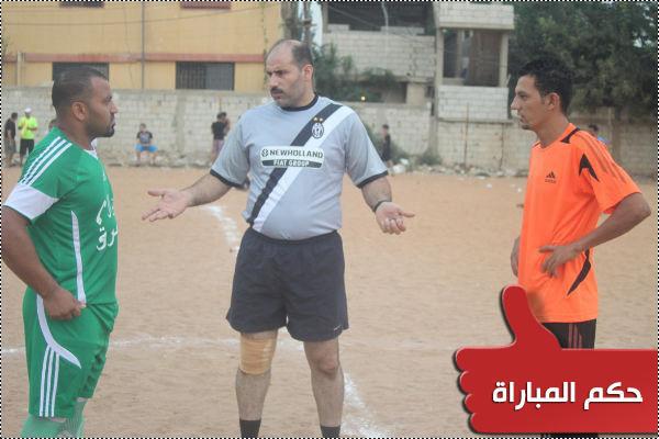 فوز نادي العهد على نادي النضال ضمن دوري الاتحاد للدرجه الثانيه