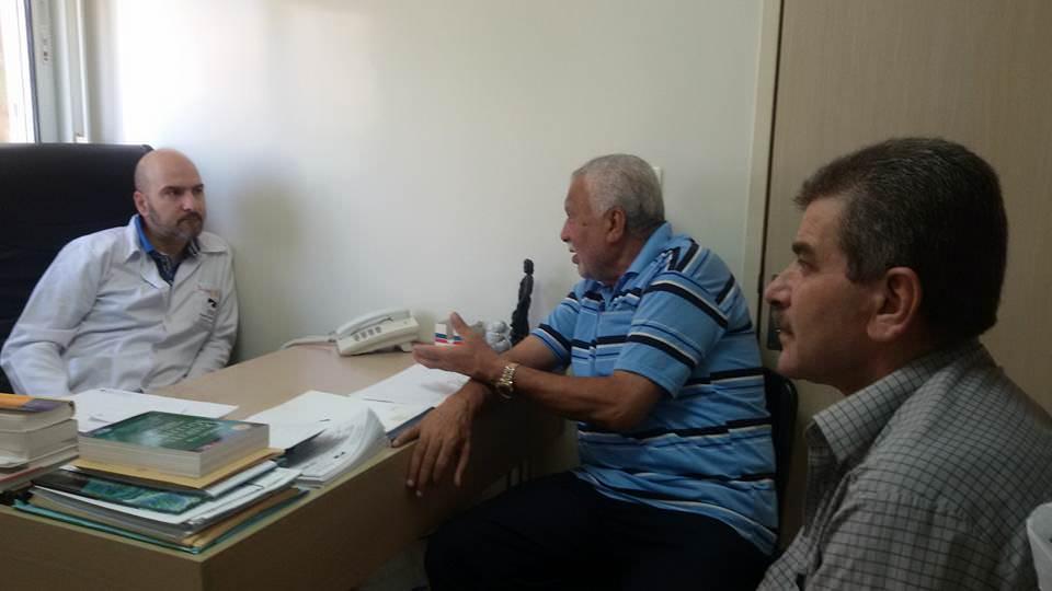 برنامج مبادرة لتعزيز العلاقات بين المشافي والمراكز الصحية بالشمال اللبناني