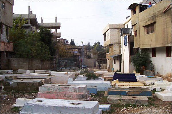 مجموعة صور متنوعة لعام 2009 من مخيم البداوي