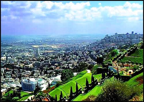 مجموعة صور لمدينة حيفا الفلسطينية