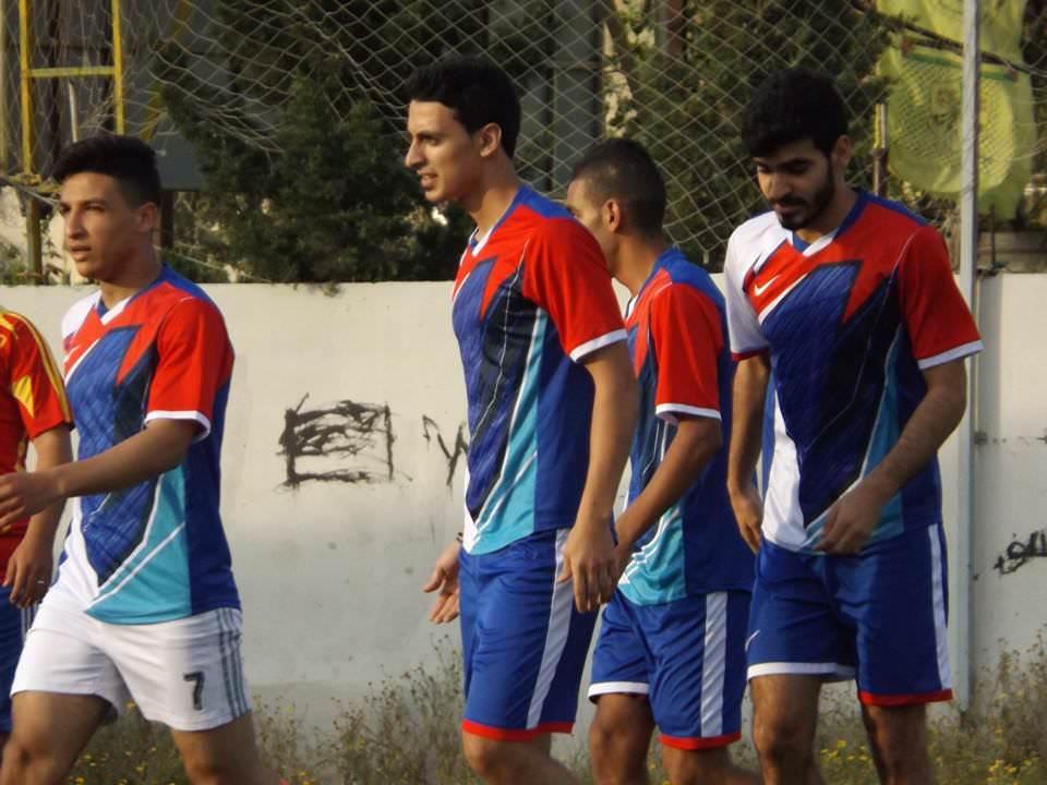فوز نادي اجيال فلسطين على نادي الشبيبة ضمن دورة حق العودة