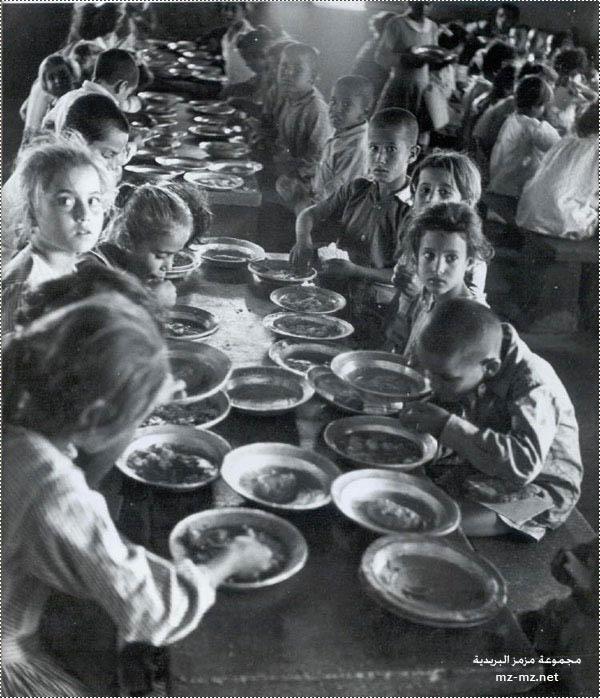 صور تاريخية نادرة لنكبة فلسطين عام 1948