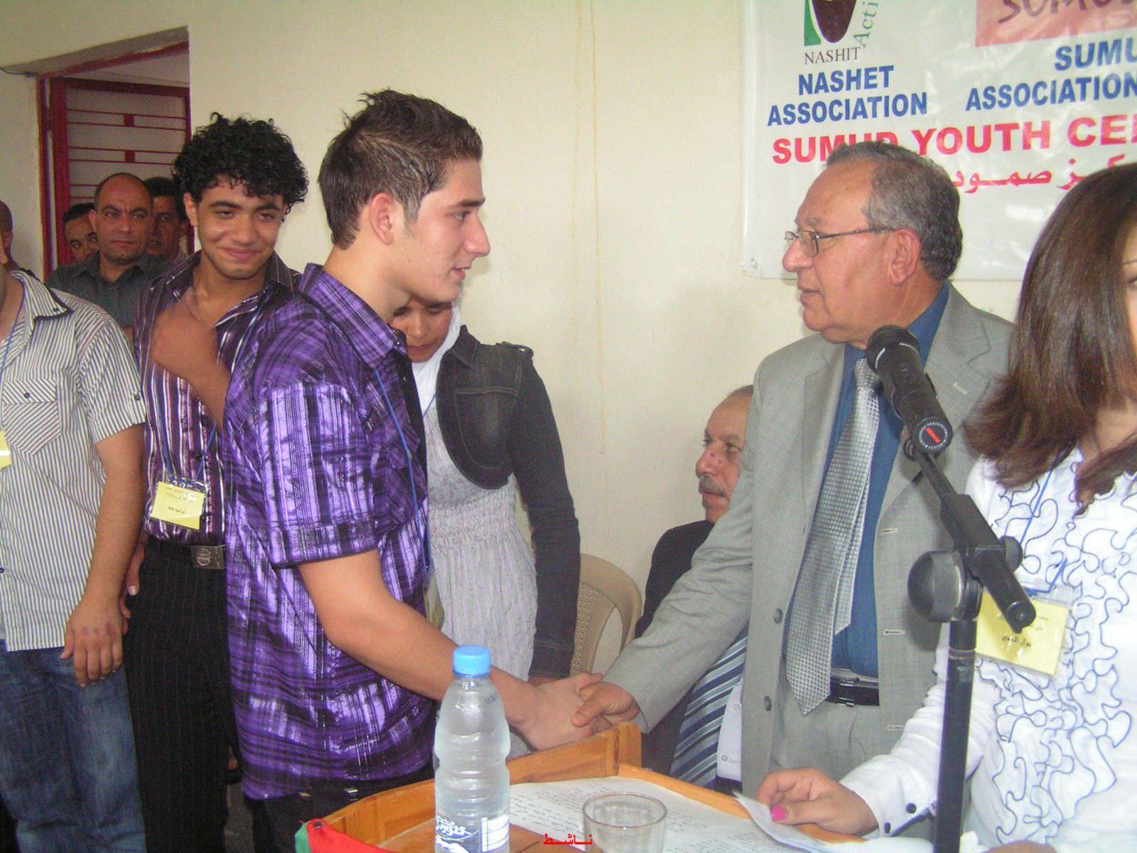 جمعية ناشط تنظم حفل توقيع كتاب [ قصص من المخيم ] في عين الحلوة
