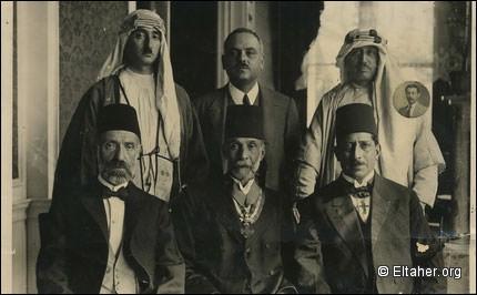 صور نادرة جدا لثوار فلسطين و المقاومة الفلسطينية بين 1920 و 1948