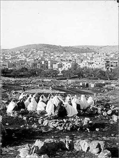 صور فلسطين من الماضي