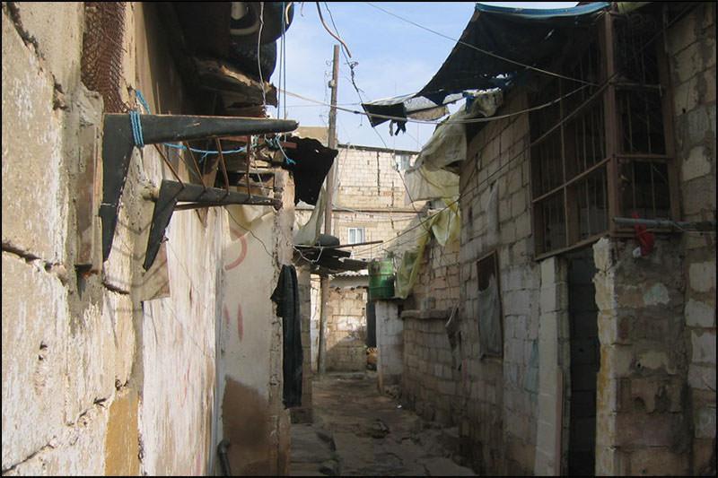 صور من مخيم شاتيلا