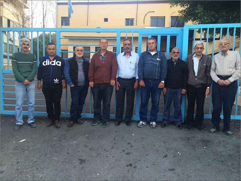 إغلاق مكاتب الأونروا في المخيمات رفضاً لتقليص الخدمات