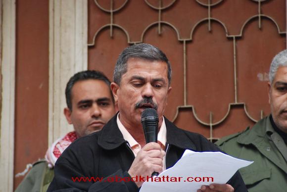 مسيرات الغضب بعد صلاة يوم الجمعة تجتاح مخيم البداوي
